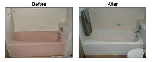 Tub U0026 Bath Color Change Part 54